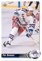 1992-93 Upper Deck #452 Phil Bourque