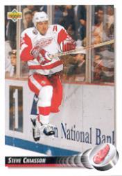 1992-93 Upper Deck #546 Steve Chiasson