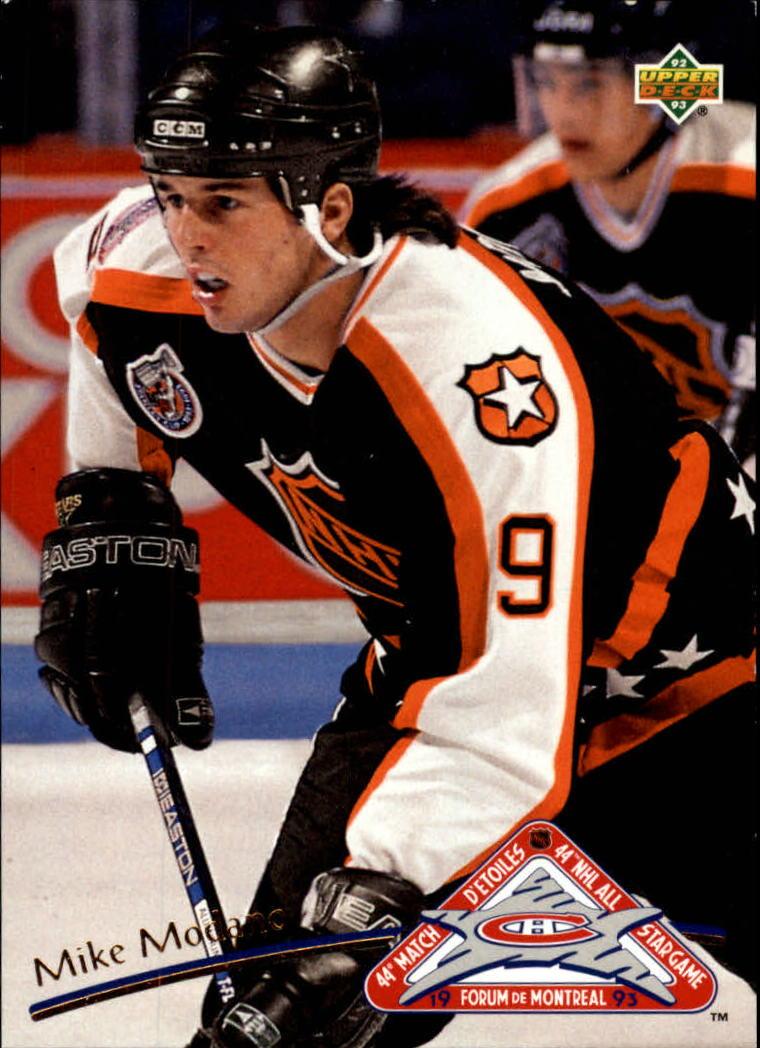 1993 Upper Deck Locker All-Stars #31 Mike Modano