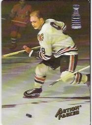1993 Action Packed Prototypes #1 Bobby Hull/(Color)