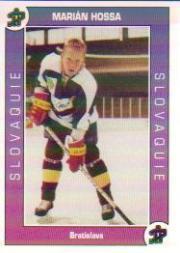 1993 Quebec Pee-Wee Tournament #1554 Marian Hossa