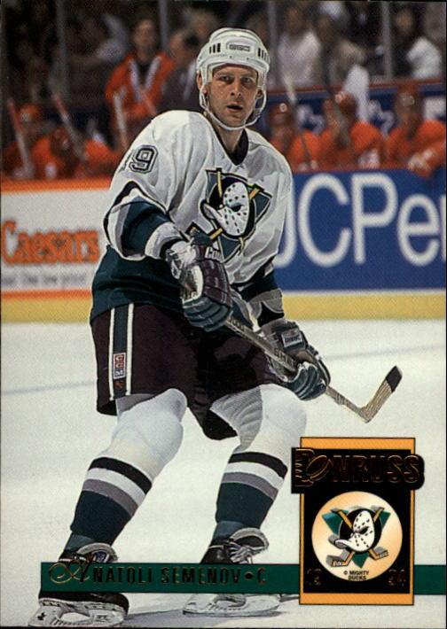 1993-94 Donruss #3 Anatoli Semenov