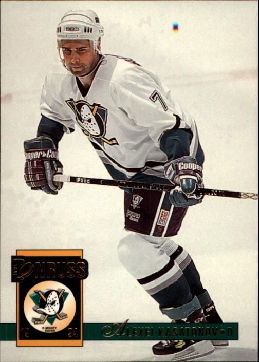 1993-94 Donruss #5 Alexei Kasatonov
