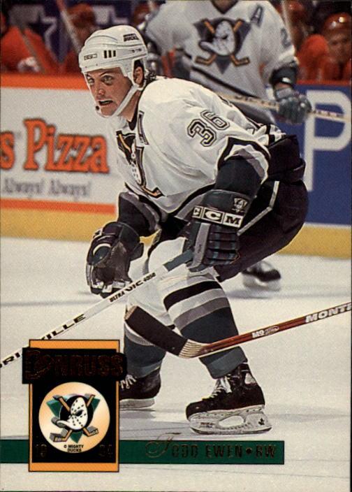 1993-94 Donruss #9 Todd Ewen