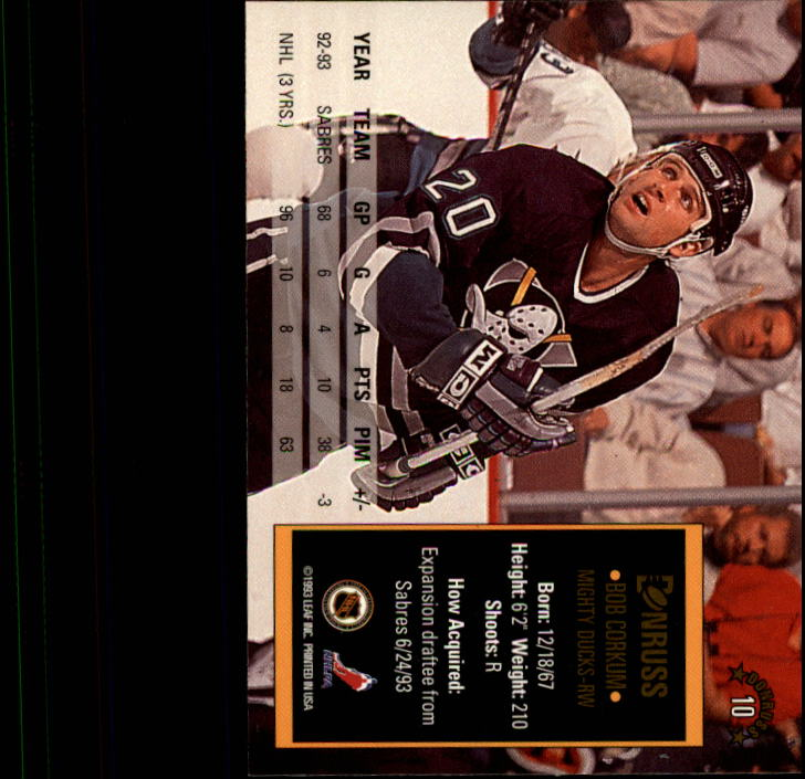 1993-94-Donruss-Hockey-Cards-1-250-Pick-From-List thumbnail 21