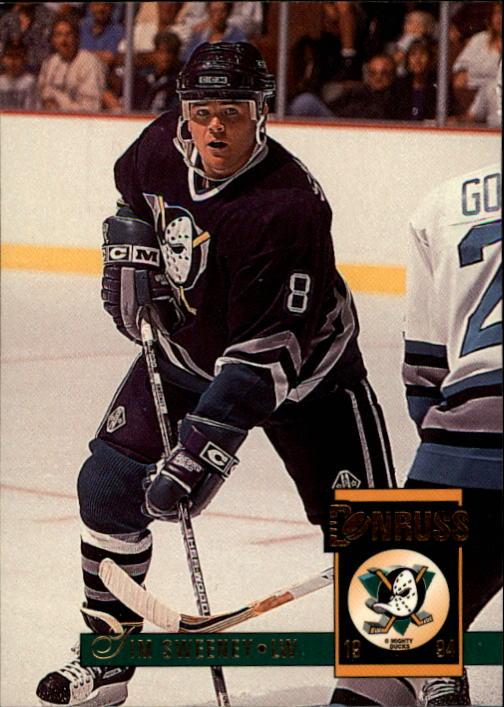 1993-94 Donruss #11 Tim Sweeney