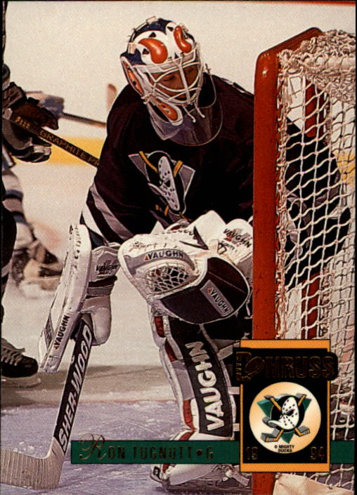 1993-94 Donruss #12 Ron Tugnutt