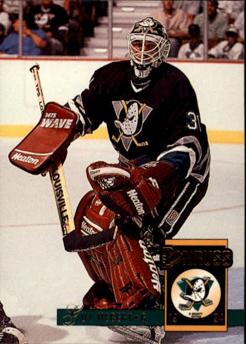 1993-94 Donruss #13 Guy Hebert