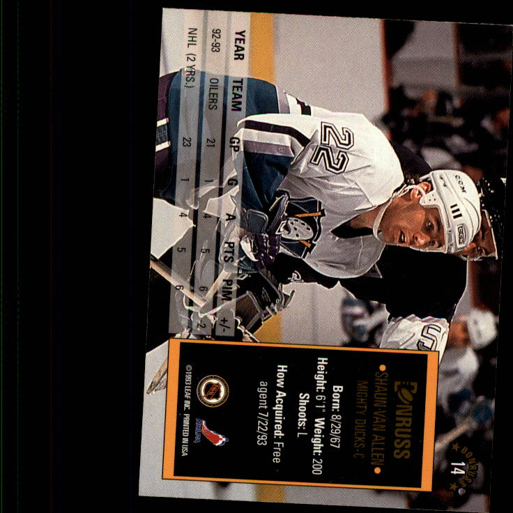 1993-94-Donruss-Hockey-Cards-1-250-Pick-From-List thumbnail 29