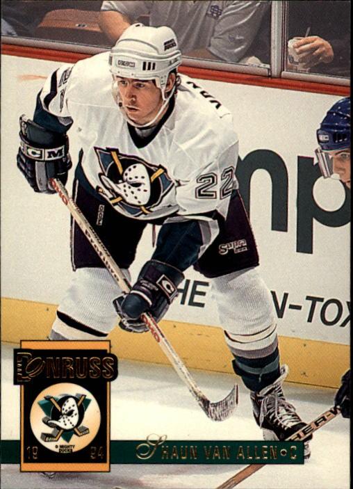 1993-94 Donruss #14 Shaun Van Allen