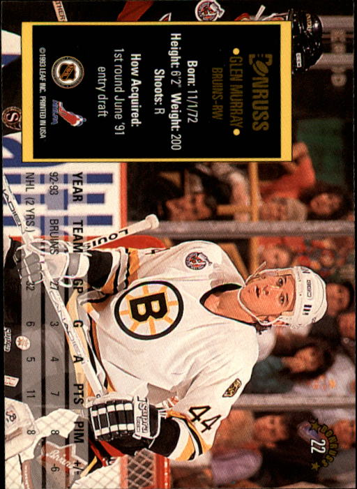 1993-94-Donruss-Hockey-Cards-1-250-Pick-From-List thumbnail 45