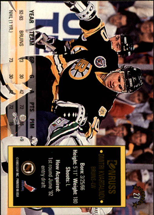 1993-94-Donruss-Hockey-Cards-1-250-Pick-From-List thumbnail 55