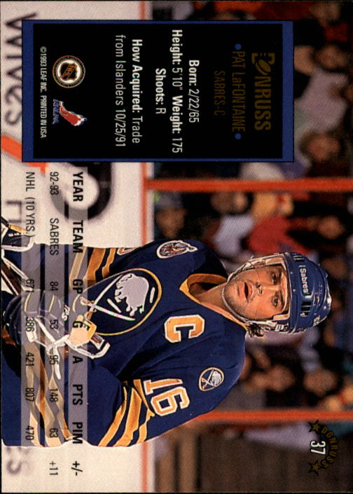 1993-94-Donruss-Hockey-Cards-1-250-Pick-From-List thumbnail 75
