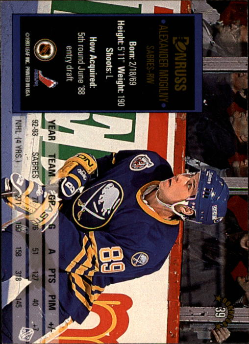 1993-94-Donruss-Hockey-Cards-1-250-Pick-From-List thumbnail 79