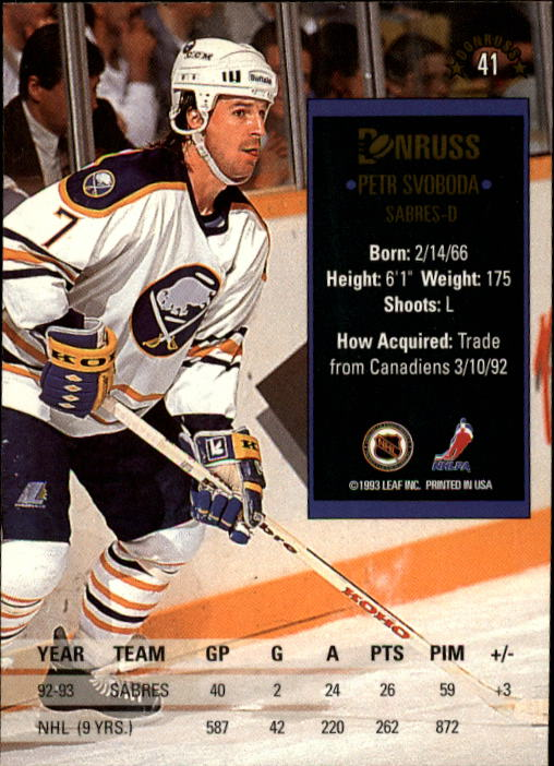 1993-94-Donruss-Hockey-Cards-1-250-Pick-From-List thumbnail 83