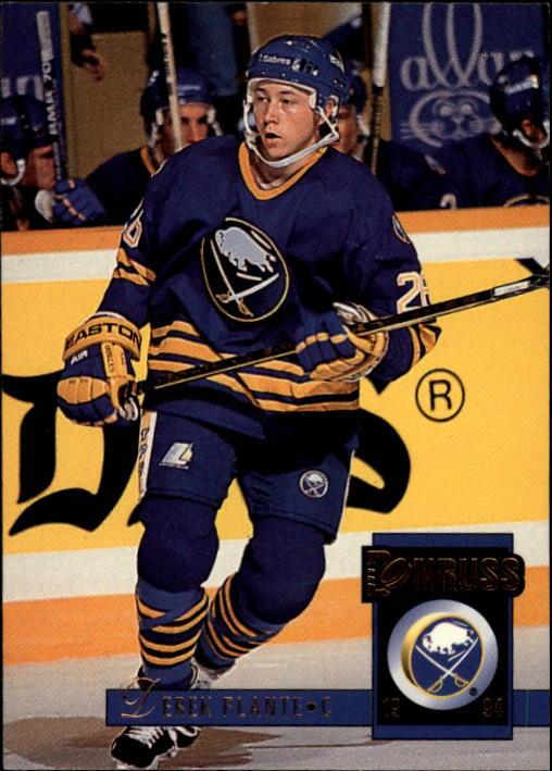 1993-94 Donruss #45 Derek Plante RC