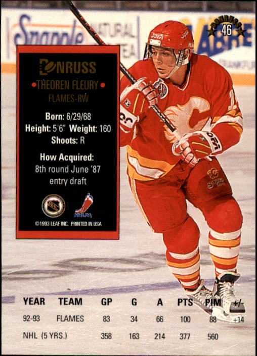 1993-94-Donruss-Hockey-Cards-1-250-Pick-From-List thumbnail 93