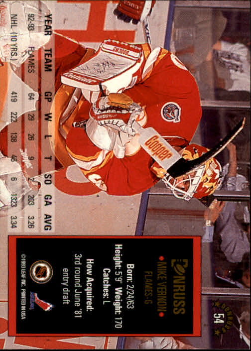 1993-94-Donruss-Hockey-Cards-1-250-Pick-From-List thumbnail 109