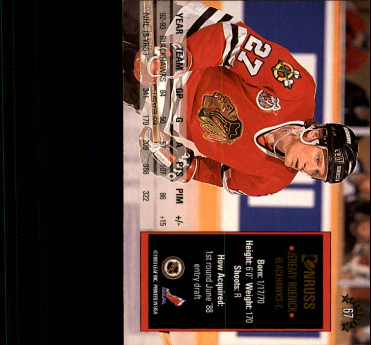 1993-94-Donruss-Hockey-Cards-1-250-Pick-From-List thumbnail 135