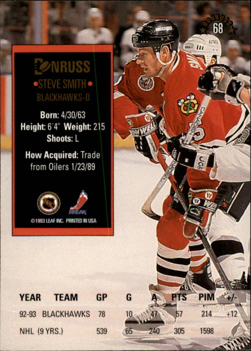 1993-94-Donruss-Hockey-Cards-1-250-Pick-From-List thumbnail 137