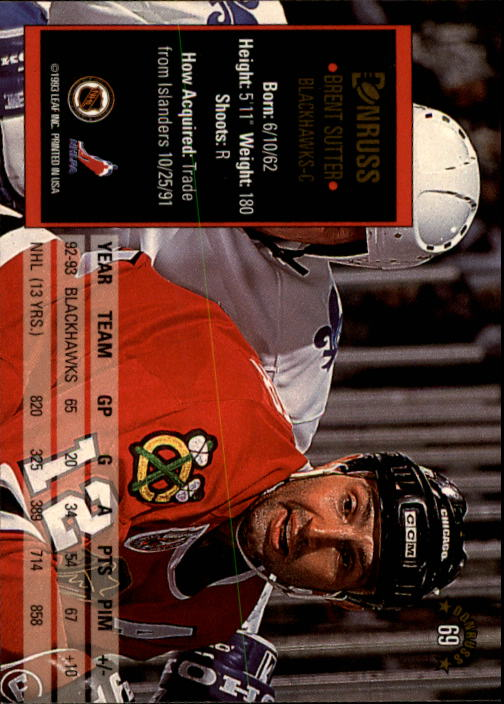 1993-94-Donruss-Hockey-Cards-1-250-Pick-From-List thumbnail 139