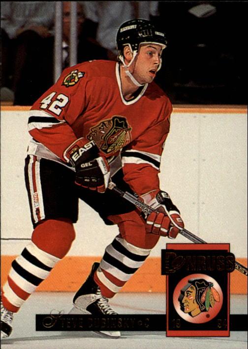 1993-94 Donruss #70 Steve Dubinsky RC
