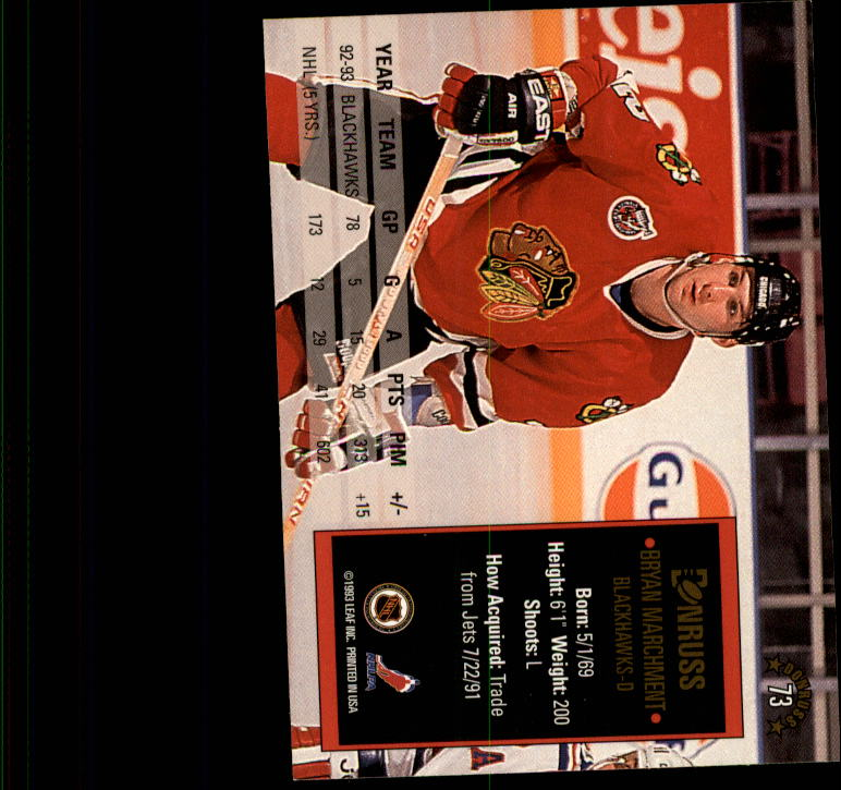 1993-94-Donruss-Hockey-Cards-1-250-Pick-From-List thumbnail 147