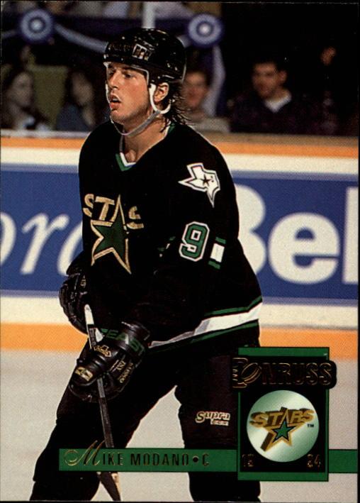 1993-94 Donruss #76 Mike Modano