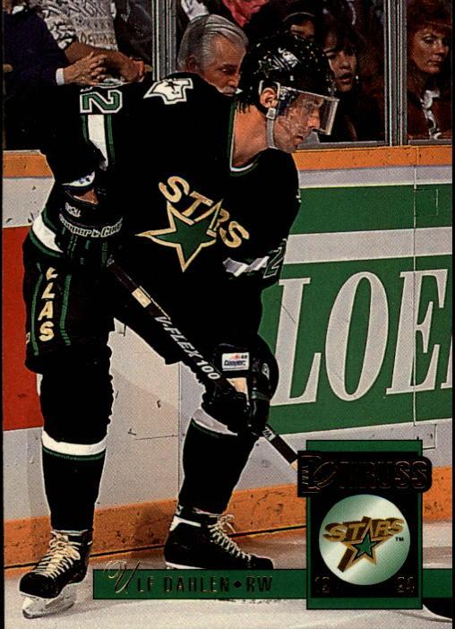 1993-94 Donruss #78 Ulf Dahlen