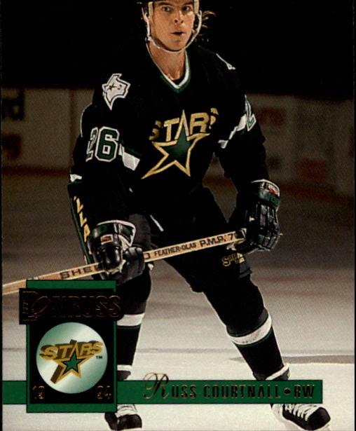 1993-94 Donruss #80 Russ Courtnall