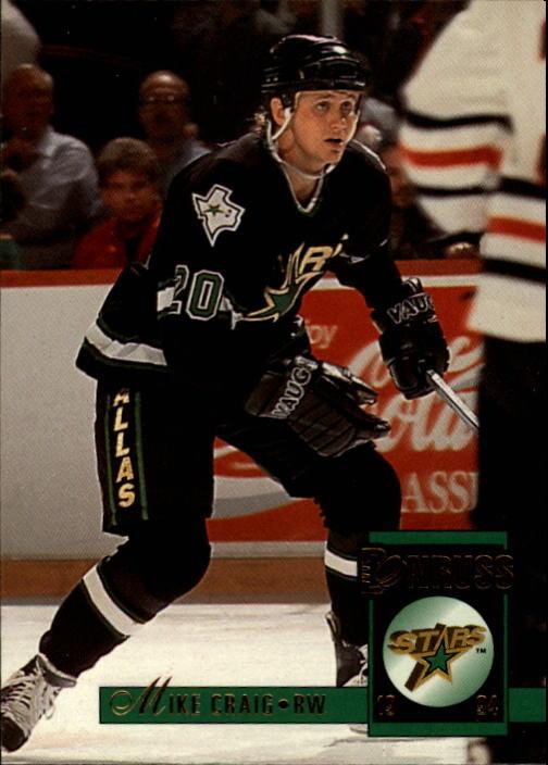 1993-94 Donruss #81 Mike Craig