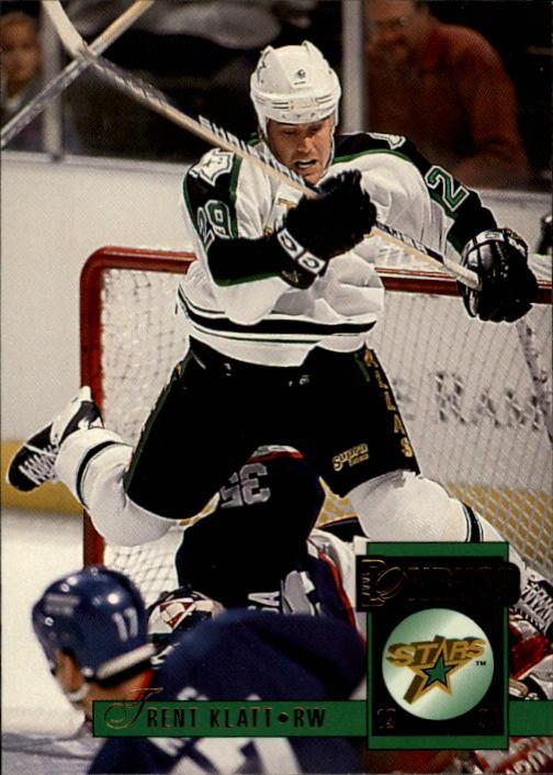 1993-94 Donruss #82 Trent Klatt