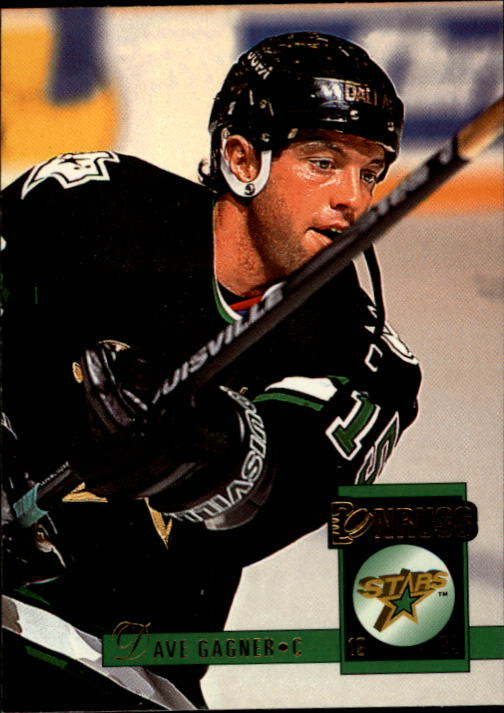 1993-94 Donruss #83 Dave Gagner