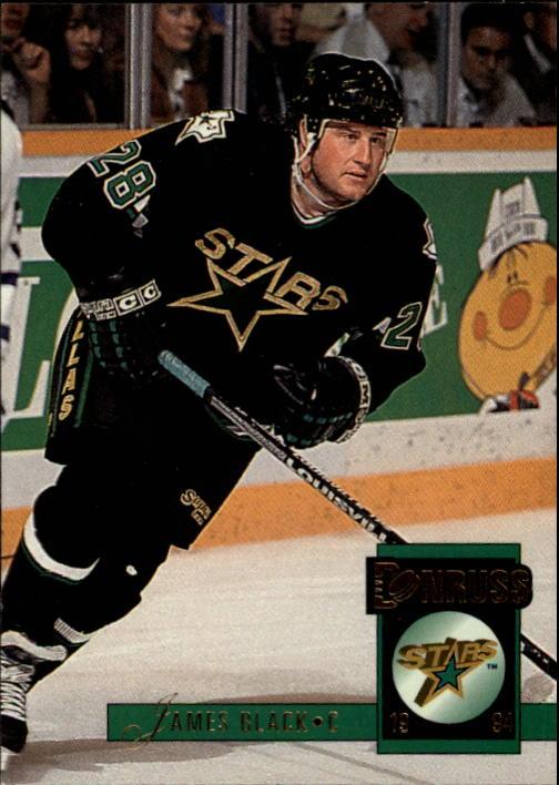 1993-94 Donruss #85 James Black