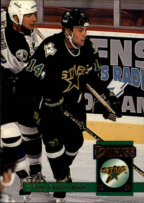 1993-94 Donruss #88 Paul Cavallini