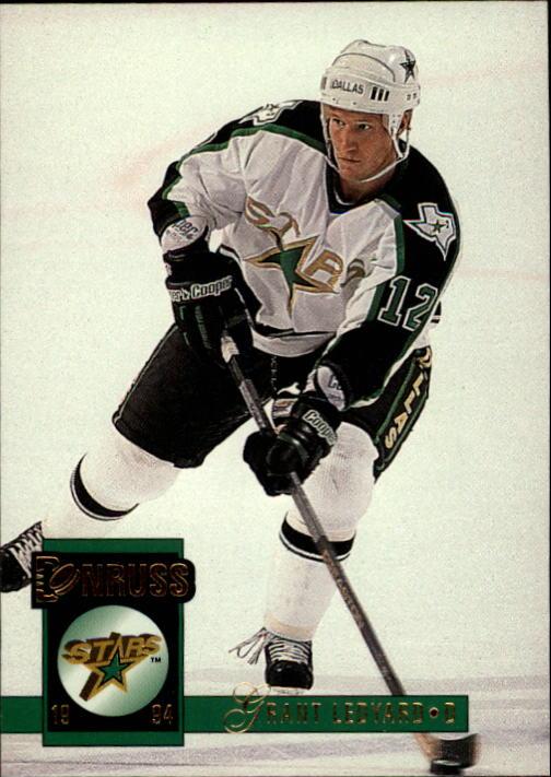 1993-94 Donruss #89 Grant Ledyard