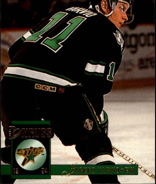 1993-94 Donruss #90 Jarkko Varvio