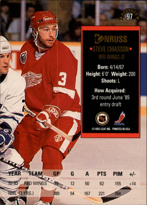 1993-94-Donruss-Hockey-Cards-1-250-Pick-From-List thumbnail 195