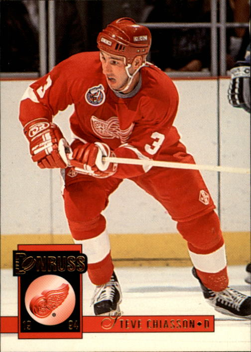 1993-94 Donruss #97 Steve Chiasson