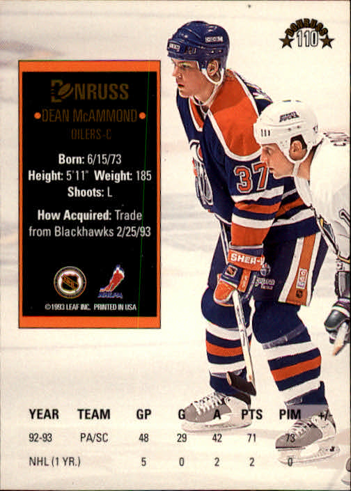 1993-94-Donruss-Hockey-Cards-1-250-Pick-From-List thumbnail 221