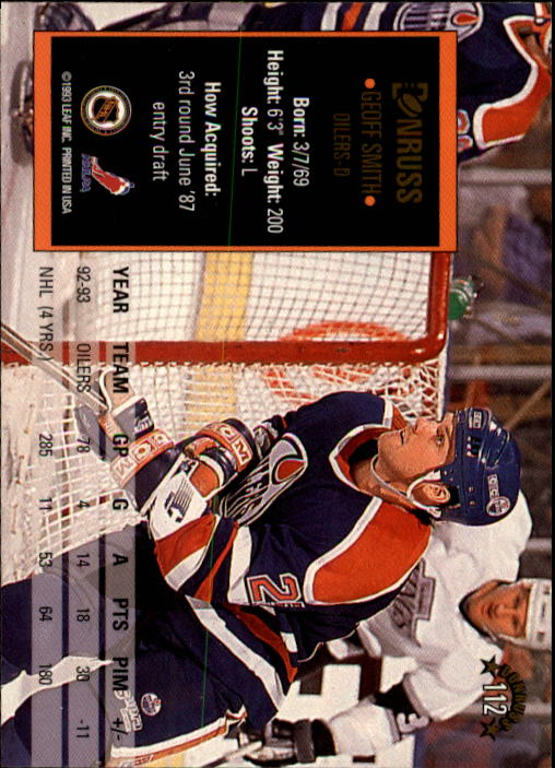 1993-94-Donruss-Hockey-Cards-1-250-Pick-From-List thumbnail 225