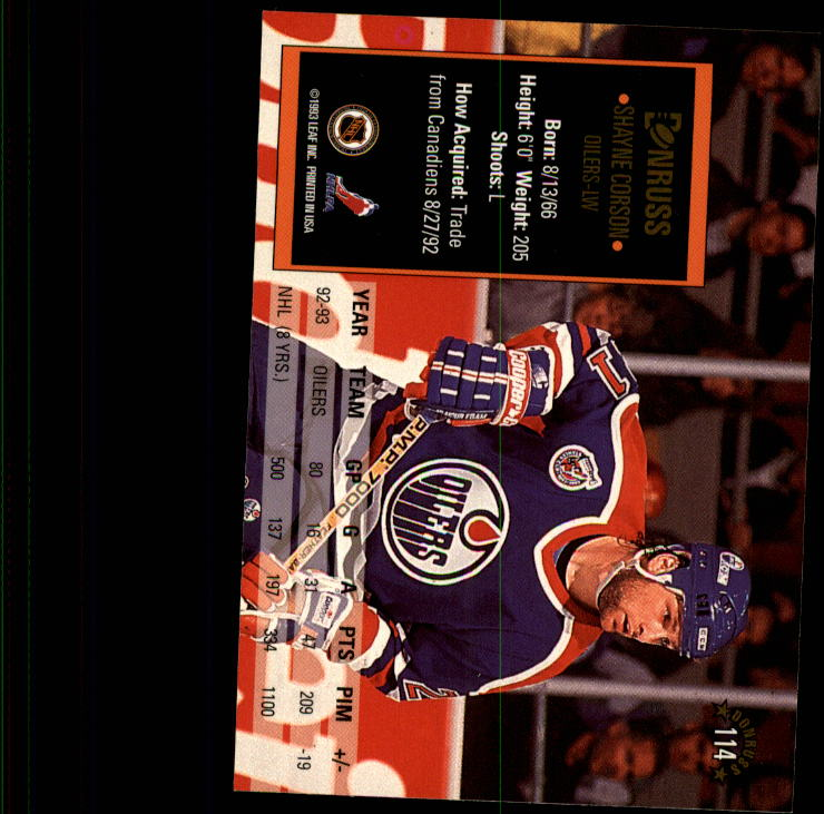 1993-94-Donruss-Hockey-Cards-1-250-Pick-From-List thumbnail 229
