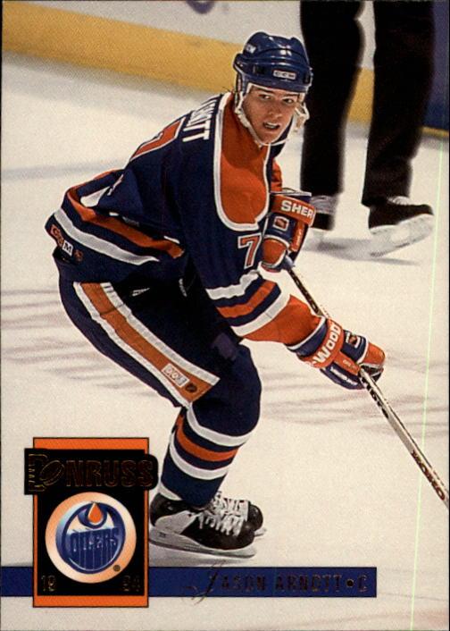 1993-94 Donruss #120 Jason Arnott RC