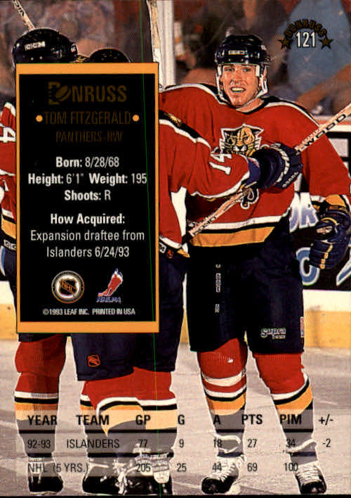 1993-94-Donruss-Hockey-Cards-1-250-Pick-From-List thumbnail 243