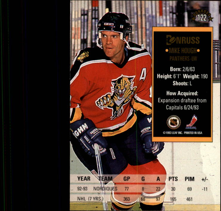 1993-94-Donruss-Hockey-Cards-1-250-Pick-From-List thumbnail 245