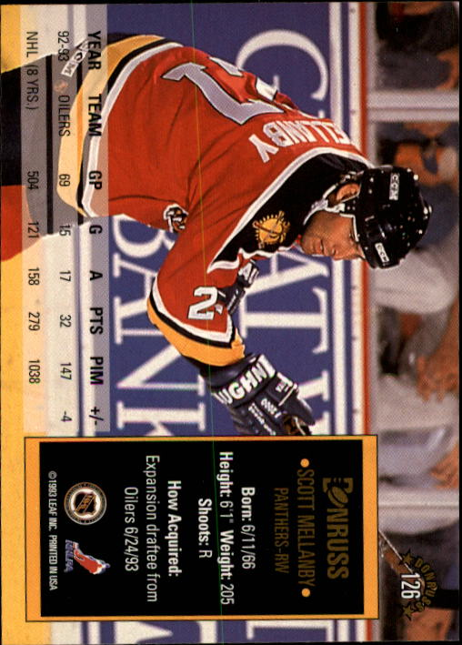 1993-94-Donruss-Hockey-Cards-1-250-Pick-From-List thumbnail 253