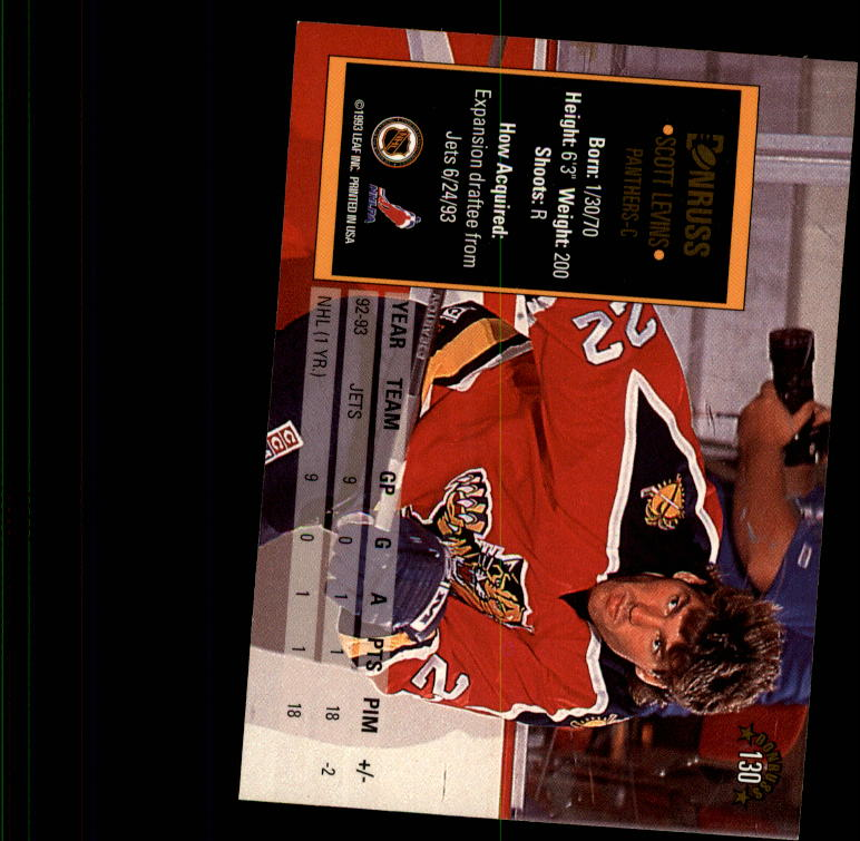 1993-94-Donruss-Hockey-Cards-1-250-Pick-From-List thumbnail 261