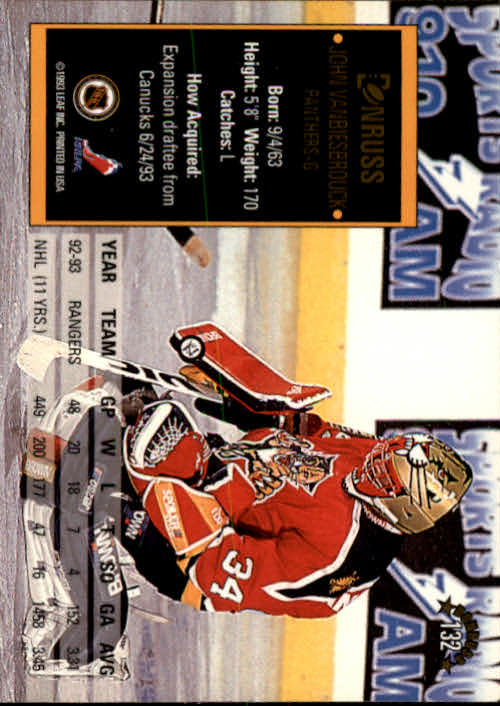 1993-94-Donruss-Hockey-Cards-1-250-Pick-From-List thumbnail 265