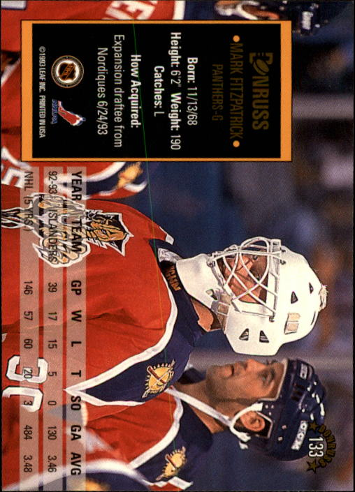 1993-94-Donruss-Hockey-Cards-1-250-Pick-From-List thumbnail 267