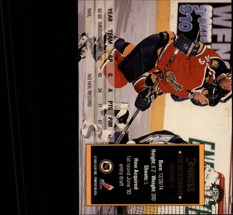 1993-94-Donruss-Hockey-Cards-1-250-Pick-From-List thumbnail 269